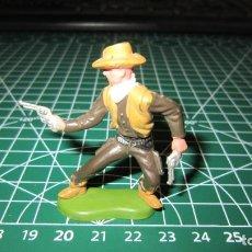 Figuras de Goma y PVC: FIGURA DE VAQUERO FABRICADO POR BRITAINS . COMANSI ,PECH, JECSAN, STARLUX. Lote 276007133