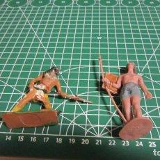 Figuras de Goma y PVC: FIGURAS DE EGIPCIO Y DE MESOPOTAMICO COMANSI ,PECH, JECSAN, STARLUX. Lote 276043593