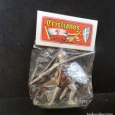 Figuras de Goma y PVC: JECSAN EL CID CRISTIANO FIGURA 5. Lote 276126753