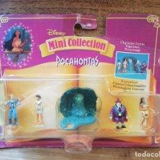 Figuras de Borracha e PVC: POCAHONTAS MINI COLLECTION DISNEY MATTEL. Lote 276474398