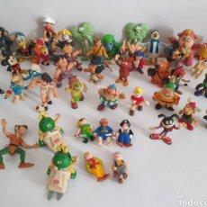 Figuras de Goma y PVC: 40 FIGURAS GOMA. COMICS SPAIN. AÑOS 80.. Lote 276502693