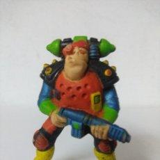 Figuras de Goma y PVC: LOS GUERREROS DE LA BASURA.. Lote 276525118