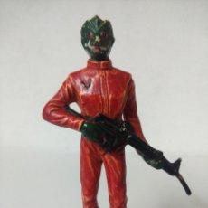Figuras de Goma y PVC: FIGURA LAGARTO SERIE V-LOS INVASORES-LOS INVASORES.. Lote 276525763