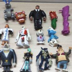 Figuras de Goma y PVC: 13 FIGURAS MUÑECOS PARA MCDONALD'S. Lote 276560478