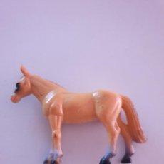 Figuras de Goma y PVC: CABALLO TIPO COMANSI PVC DURO 7 CTMS DE ALTO ESTADO MUY BUENO MAS ARTICULOS. Lote 276570983