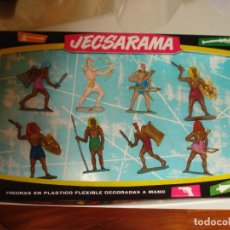 Figuras de Goma y PVC: FIGURA JECSAN. Lote 276632138
