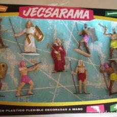 Figuras de Goma y PVC: FIGURA JECSAN. Lote 276632783