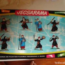 Figuras de Goma y PVC: FIGURA JECSAN. Lote 276632868