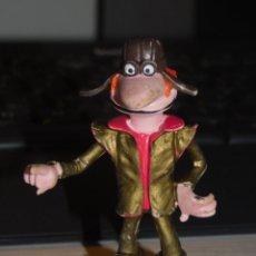 Figuras de Goma y PVC: FIGURA DE PVC *LOS MUNDOS DE YUPI: ESTIRI* TVE/ COMICS SPAIN. 1988. 2 FOTOS. Lote 276650998