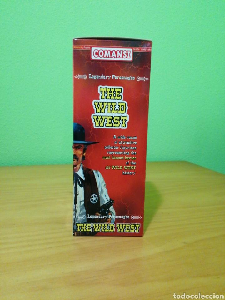 Figuras de Goma y PVC: Magnífica figura de 17 cms de alto de la colección de Wild west comansi. Abraham Lincoln - Foto 5 - 276728613