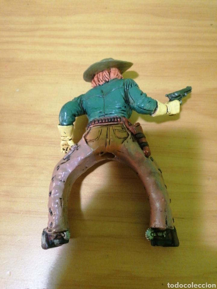 Figuras de Goma y PVC: Figura de la colección de Wild west comansi. - Foto 2 - 276736228