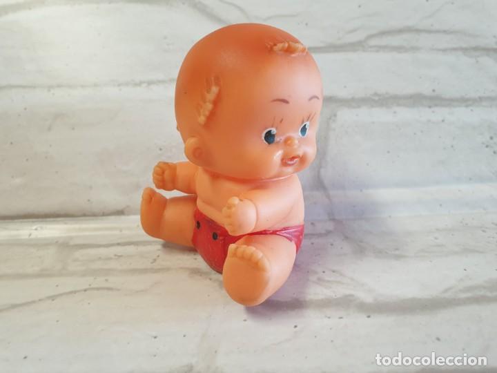 Figuras de Goma y PVC: Antiguo Bebé de goma. - Foto 2 - 276912988