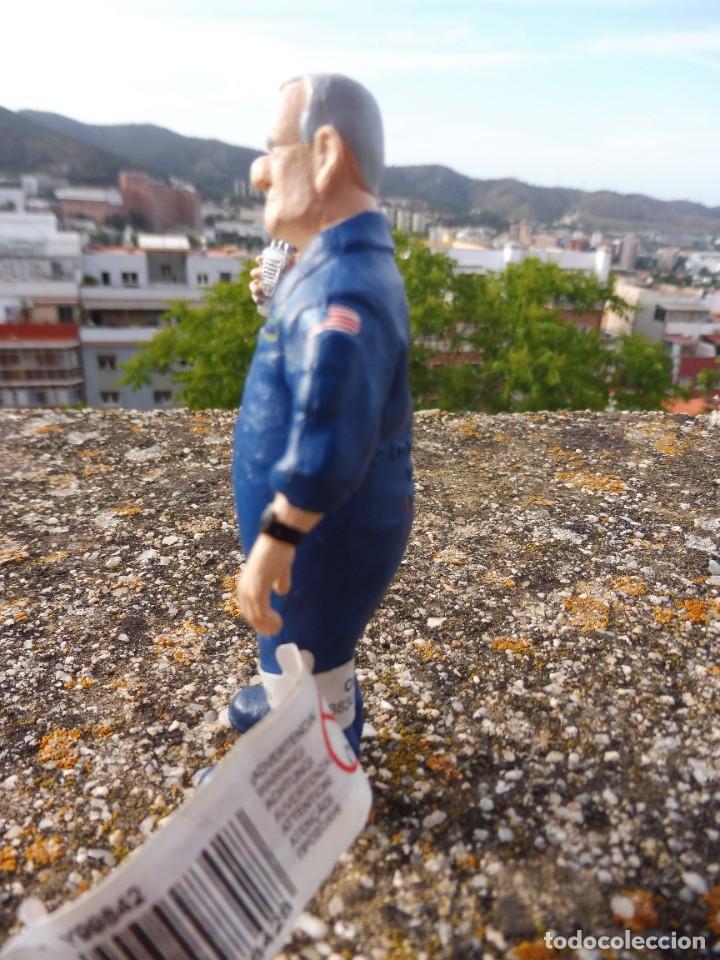 Figuras de Goma y PVC: Figura goma atrapa la bandera Frank Goldwing, Comansi 4 cats pictures con etiqueta - Foto 3 - 276951103