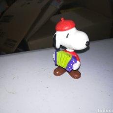 Figuras de Goma y PVC: COMICS SPAIN FIGURA DE PVC SNOOPY AÑOS 80. Lote 276963623