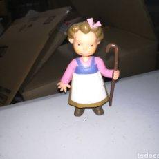 Figuras de Goma y PVC: YOLANDA FIGURA DE PVC MADE IN SPAIN LAS TRES MELLIZAS COMANSI. Lote 276970113