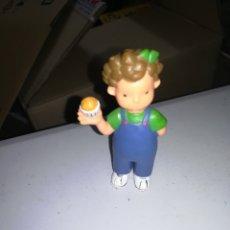 Figuras de Goma y PVC: YOLANDA FIGURA DE PVC AÑOS 90 LAS TRES MELLIZAS COMANSI MADE IN SPAIN. Lote 276971093