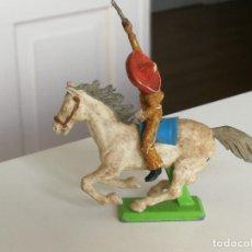 Figuras de Goma y PVC: FIGURA OESTE MEXICANO DE BRITAIN LTD AÑO 1971 ( NO COMANSI JECSAN REAMSA ). Lote 277031793