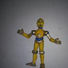 Figuras de Goma y PVC: ROBOT 3CPO FIGURA DE PVC AÑOS 80 MADE IN SPAIN STAR WARS. Lote 277092013