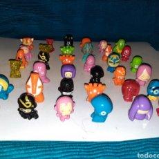 Figuras de Goma y PVC: LOTE 36 GOGO'S, CRAZY BON, KELLOGS, MAGICS BOX. Lote 277092053