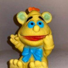 """Figuras de Goma y PVC: VINTAGE FIGURE """" FOZZIE BEAR """" DE GOMA - BARRIO SÉSAMO - SESAMO STREET * 1976. Lote 277097563"""