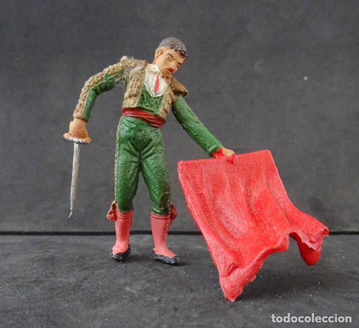 TEIXIDO TORERO FIGURA 1 (Juguetes - Figuras de Goma y Pvc - Teixido)
