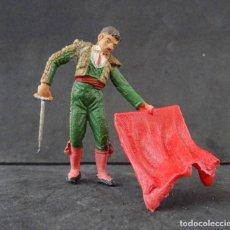 Figuras de Goma y PVC: TEIXIDO TORERO FIGURA 1. Lote 277102888