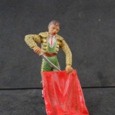 Figuras de Goma y PVC: TEIXIDO TORERO FIGURA 2. Lote 277102893