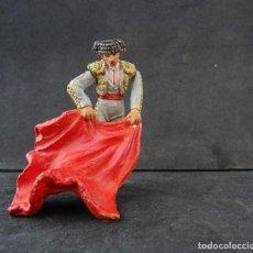 Figuras de Goma y PVC: TEIXIDO TORERO FIGURA 3. Lote 277102898