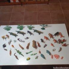 Figuras de Goma y PVC: ANIMALES DE PLASTICO O GOMA, LOS FOTOGRAFIADOS.. Lote 277112423