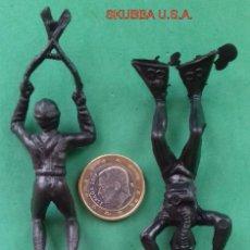 Figuras de Goma y PVC: FIGURAS Y SOLDADITOS DE 6 CTMS -14543. Lote 277115023