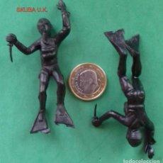Figuras de Goma y PVC: FIGURAS Y SOLDADITOS DE 6 CTMS -14544. Lote 277115083