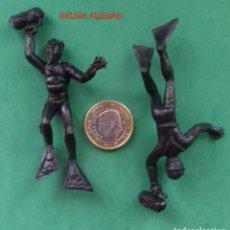 Figuras de Goma y PVC: FIGURAS Y SOLDADITOS DE 6 CTMS -14545. Lote 277115118
