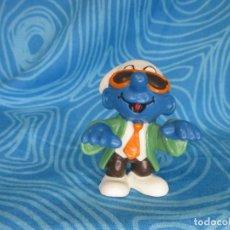 Figuras de Goma y PVC: PITUFO AÑO 1997, PEYO, SCHLEICH. Lote 277126568