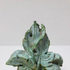 Figuras de Goma y PVC: PLANTA MARINA . REALIZADA POR JECSAN . SERIE FAUNA MARINA . ORIGINAL AÑOS 50 EN GOMA. Lote 277138593