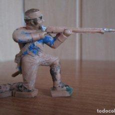 Figuras de Goma y PVC: FIGURA ANTIGUA REAMSA, SOLDADO NAPOLEONICO , ( PECH , JECSAN , REAMSA , OLIVER , COMANSI , ETC). Lote 277162228