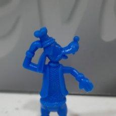 Figuras de Goma y PVC: DUNKIN FIGURA PROMOCIONAL DANONE CROPAN DISNEY GOOFY AÑOS 80. Lote 277165783