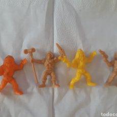 Figuras de Goma y PVC: MASTER DEL UNIVERSO LOTE DUNKIN. Lote 277173593