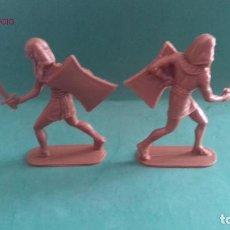Figuras de Borracha e PVC: FIGURAS Y SOLDADITOS DE 6 A 7 CTMS -14555. Lote 277176848
