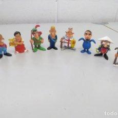 Figurines en Caoutchouc et PVC: LOTE 9 FIGURAS GALLEGO & REY -LOS MONCLIS STAR TOYS - FRAGA FELIPE AZNAR PUJOL SUAREZ ROCA SERRA MA. Lote 277225923