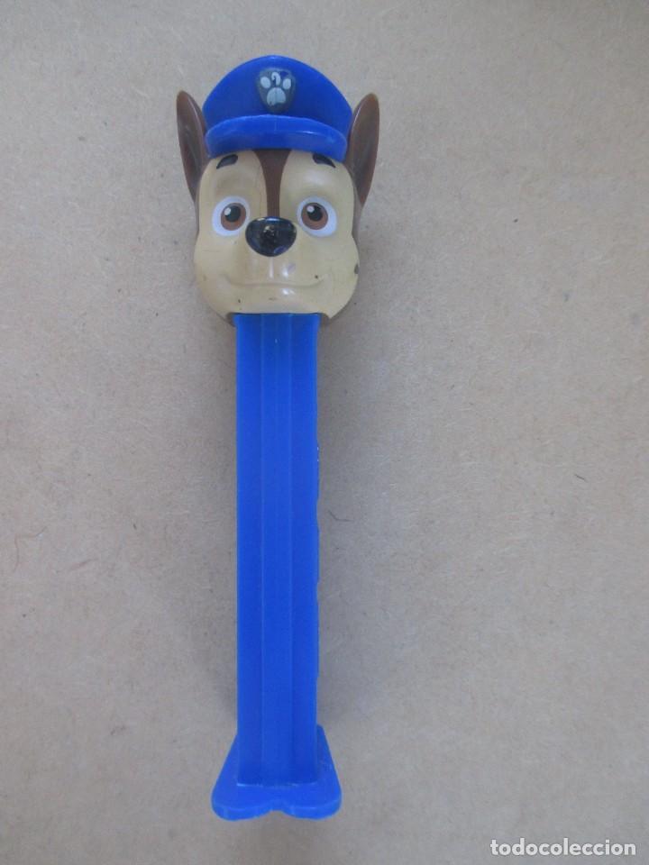 SURTIDOR CARAMELOS PEZ CHASE PATRULLA CANINA PAW PATROL (Juguetes - Figuras de Gomas y Pvc - Dispensador Pez)