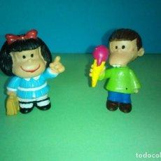 Figuras de Goma y PVC: LOTE 2 FIGURAS COMICS SPAIN MAFALDA. Lote 277261698