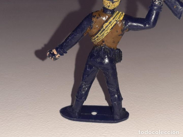 Figuras de Goma y PVC: COMANSI : ANTIGUA FIGURA DE PLASTICO LOS HOMBRES DE HARRELSON - SWAT - AÑOS 70 - Foto 7 - 277520148