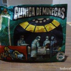 Figuras de Goma y PVC: SOBRE MONTAPLEX Nº 309 CLINICA DE MUÑECAS. Lote 277536388