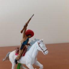 Figuras de Goma y PVC: FIGURA MEJICANO A CABALLO BRITAINS. Lote 277622688