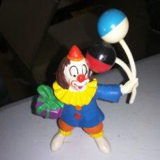 Figuras de Goma y PVC: YOLANDA FIGURA DE PVC AÑOS 90 PAYASO MADE IN SPAIN COMANSI. Lote 277649568