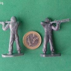 Figuras de Goma y PVC: FIGURAS Y SOLDADITOS DE MENOS DE 5 CTMS -14604. Lote 277690218