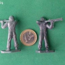 Figuras de Goma y PVC: FIGURAS Y SOLDADITOS DE MENOS DE 5 CTMS -14605. Lote 277690408