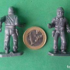 Figuras de Goma y PVC: FIGURAS Y SOLDADITOS DE MENOS DE 5 CTMS -14607. Lote 277690728