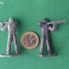 Figuras de Goma y PVC: FIGURAS Y SOLDADITOS DE MENOS DE 5 CTMS -14608. Lote 277691003