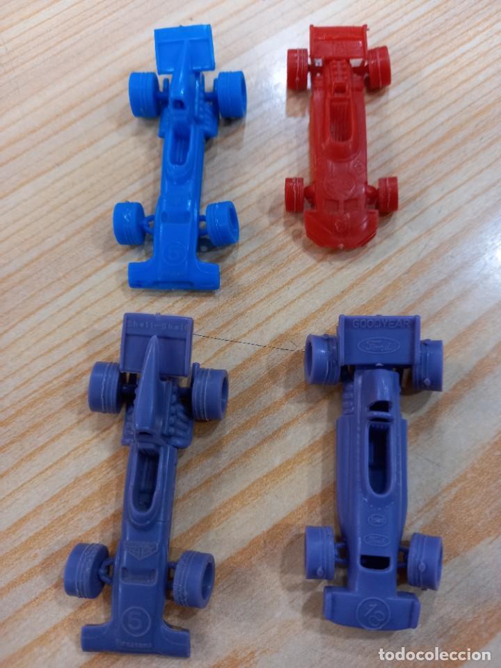 Figuras de Goma y PVC: GRAN LOTE DE COCHES BOLIDOS BIMBO PREMIUM DUNKIN TITO ORIGINALES AÑOS 70 - Foto 4 - 277693258